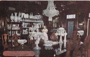 Florida St Augustine The Famed Crystal Room In The Lightner Museum Of Hobbies