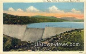 Lake Rush, Wichita Mountains Lawton OK 1957