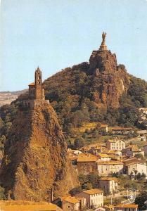 BR2523 France Le Puy Chapelle St Michel d'Ailguilhe