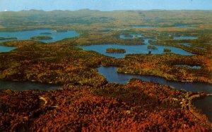 NY - Adirondacks, Fish Creek, Follensby, Upper Saranac & Green Lakes