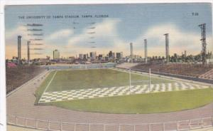 University Of Tampa Stadium Tampa Florida 1946