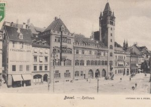 BASEL , Switzerland , 00-10s ; Rathaus