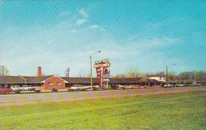Michigan Detroit The Mayflower Motel
