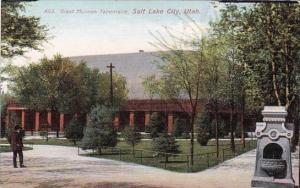 Great Mormon Tabemacle Salt Lake City Utah