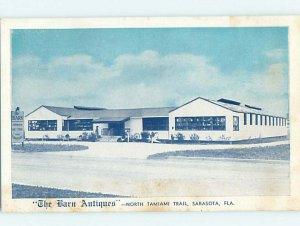 1940's ANTIQUE STORE ON NORTH TAMIAMI TRAIL Sarasota Florida FL AF3396