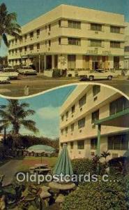 James Hotel, Miami Beach, FL, USA Motel Hotel Postcard Post Card Old Vintage ...