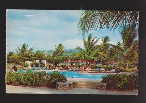 JAMAICA - Runaway Bay Hotel Pool, Ocho Rios - 1960s - Used