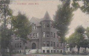 Michigan Albion Club House