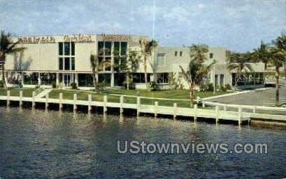 Creighton's Restaurant - Fort Lauderdale, Florida FL