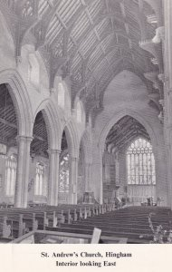 HINGHAM, Massachusetts, 1940s-Present; St. Andrew's Church