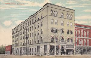 LIMA, Ohio; Norval Hotel, PU-1913