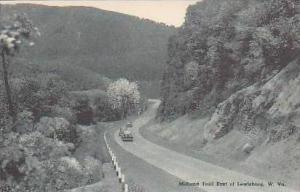 West Virginia Lewisburg Midland Trail East Albertype