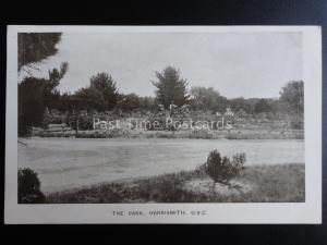South Africa HARRISMITH The Park O.R.C. c1909 old Postcard