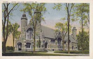 Chapel, Bates College, Lewiston, Maine, 00-10s