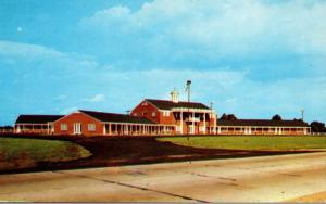 Maryland Newburg Plantation Motel 1954