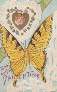 VALENTINE'S DAY Butterfly #4 , 00-10s