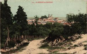 CPA St-Bonnet le Chateau (688118)