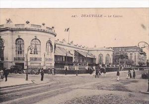 France Deauville Le Casino 1922