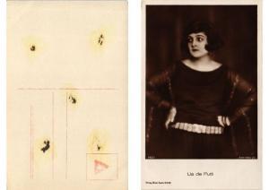CPA Lya de Putti Ross-Verlag 492/1 FILM STAR (591166)