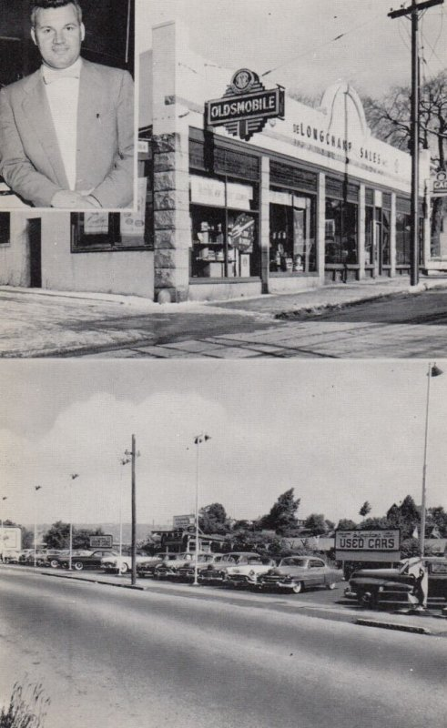 FITCHBURG , Mass. , 1940s-60s ; deLongchamp's Extra Value Used Cars