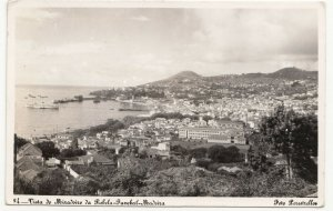 Madeira, Funchal, View Of Sightseeing Boats & Harbour RP PPC, Unposted