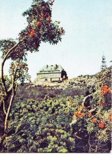 Poland, KARKONOSZE, used Postcard
