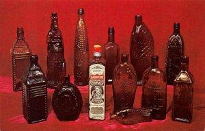 Pennsylvania Dutch Country Bitters Bottles Collection Ephrata Vintage Postcard