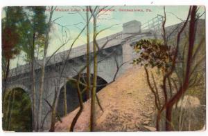 Walnut Lane Bridge, Germantown PA