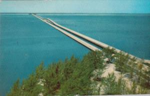 Florida St Petersburg Gandy Bridge Looking Westward