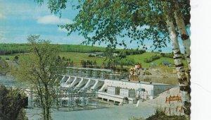 BEECHWOOD Hydro Plant , New Brunswick, 50-60s