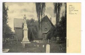 St. John's Episcopal Church, Hampton, Virginia,00-10s