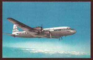 Pan American Super-6 Clipper DC-6 unused c1950's