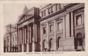 RP, Facultad De Medicina, Buenos Aires, Argentina, PU-1930