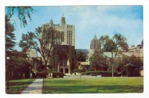 Sterling Memorial Library, Yale University, New Haven, Connecticut, 1940-1960s