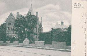 HARTFORD, Connecticut, 1901-1907; The Y.M.C.A.