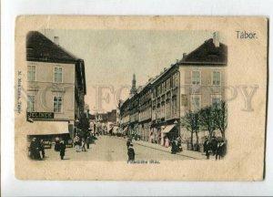 3147283 Czech Republic TABOR Vintage undivided back postcard