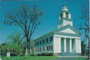 Whitneyville Congregational Church Hamden Connecticut