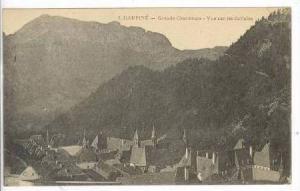 Dauphine - Grande Chartreuse - Vue sur les Cellules, France, 00-10s