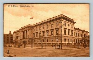 Philadelphia PA-Pennsylvania US Mint, Vintage Postcard
