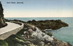 bermuda, South Shore (1910s)