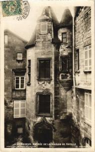 CPA PÉRIGUEUX-Entrée de la Maison de Fayolle (233593)