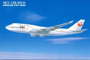 Japan Air Lines Boeing 747-400 Sky Cruiser
