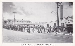 Dining Hall, CAMP KILMER, New Jersey, 20-40´
