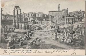 Italy Roma Foro Romano e Basilica Giulia 01.22