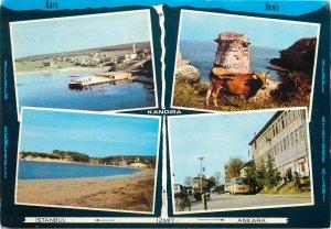 Turkey Postcard Kandra Deniz