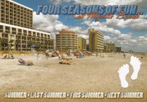 Four Season of Fun , MYRTLE BEACH , South Carolina , 80-90s