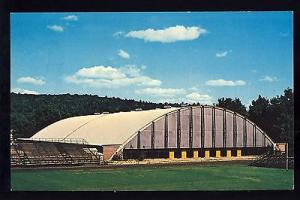 Hanover, New Hampshire/NH Postcard, Leverone Field House, Dartmouth College