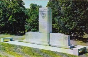 The South Carolina Memorial Gettysburg Pennsylvania