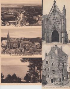 SAINT-POL-DE-LÉON FINISTÉRE (DEP.29) BRETAGNE 107 Cartes Postales 1900-1940