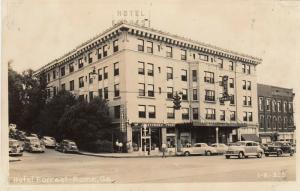 RP; ROME , Georgia , 1930-40s ; Hotel Forrest ; Version-2